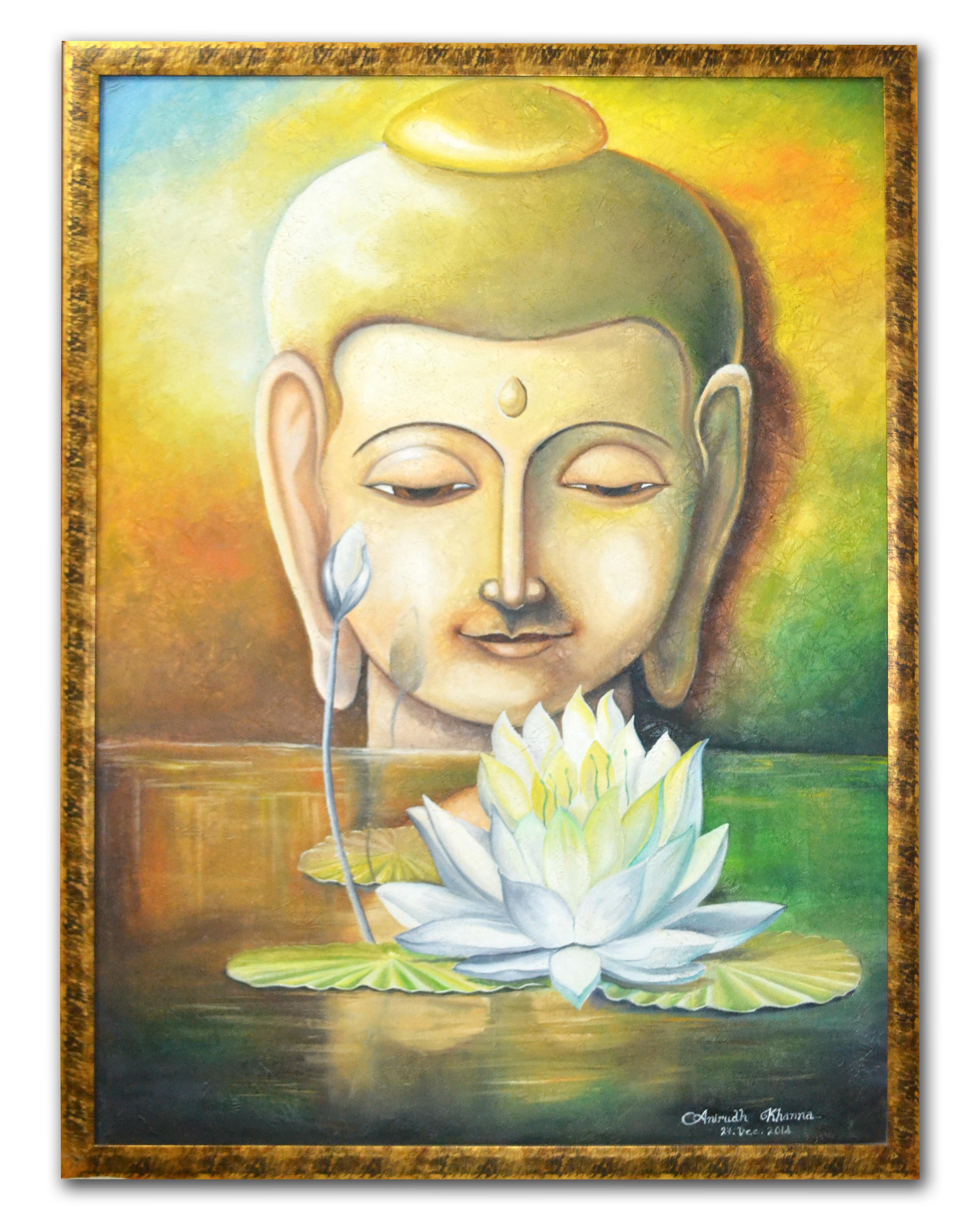 Budha Painting