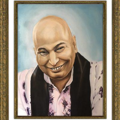 Guruji Painting