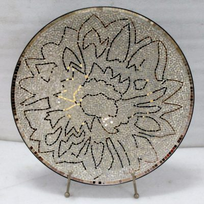 Mosiac platter