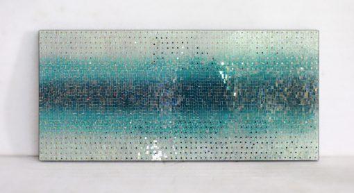 mosaic wall panel