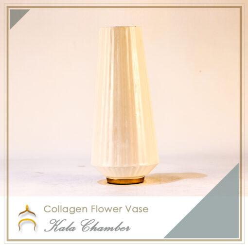 Collagen Flower Vase
